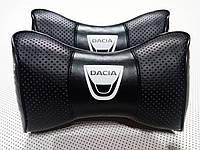 Подголовник (подушка) DACIA DUSTER BLACK, фото 1