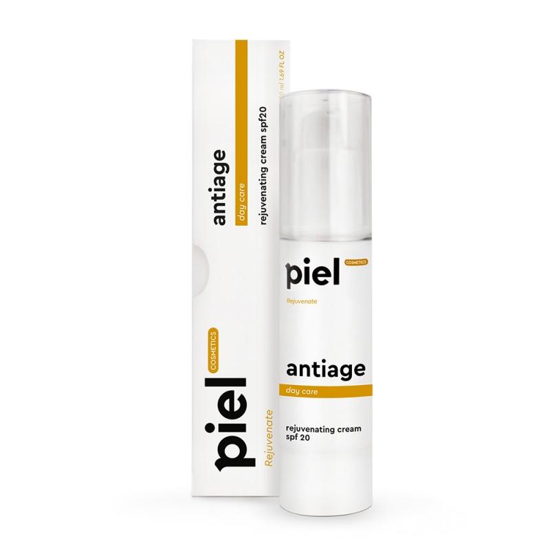 Piel cosmetics ANTIAGE SPF20 Cream Интенсивный антиейдж крем. Регенерация, восстановление