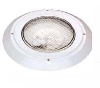Прожектор навесной  100Вт,12В для плиточных бассейнов, фиксируется на пластиковом кольце