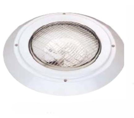 Прожектор навісний 100Вт,12В для плиткових басейнів, фіксується на металевій пластині