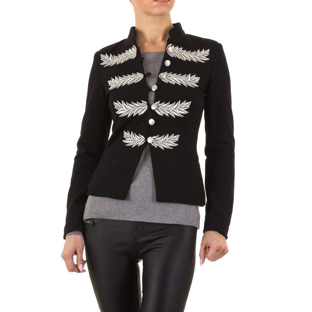 Женская куртка, размер S - black - KL-JW011-black S