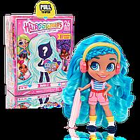 Оригинал 2 серия Хэрдораблс коллекционная кукла Just Play Hairdorables 2 сезон (Styles May Vary), фото 1