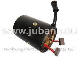 Статор (обмотка) со щётками для стартера Jubana КамАЗ Евро 2, Евро 3, ЛиАЗ