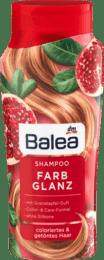 Шампунь Яркость Цвета с экстрактом граната и ягод годжи для окрашенных волос Balea Farbglanz Shampoo 300 мл