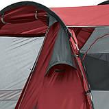 Кемпинговая палатка Ferrino Meteora 4 Brick Red, фото 2