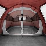 Кемпинговая палатка Ferrino Meteora 4 Brick Red, фото 3