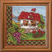 Леді Набор для вышивки крестом Виноград Бесарабії 01296
