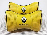 Подголовник (подушка) RENAULT YELLOW, фото 1