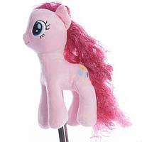 """Мягкая игрушка Пони 1 """"Пинки Пай"""" розовая, 26*10см, 24985-1"""