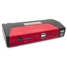 Набор пускозарядное устройство универсальное 16800 mАч. + мини компрессор. INTERTOOL AT-3010, фото 2