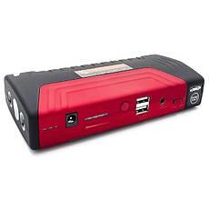 Набор пускозарядное устройство универсальное 16800 mАч. + мини компрессор. INTERTOOL AT-3010, фото 3