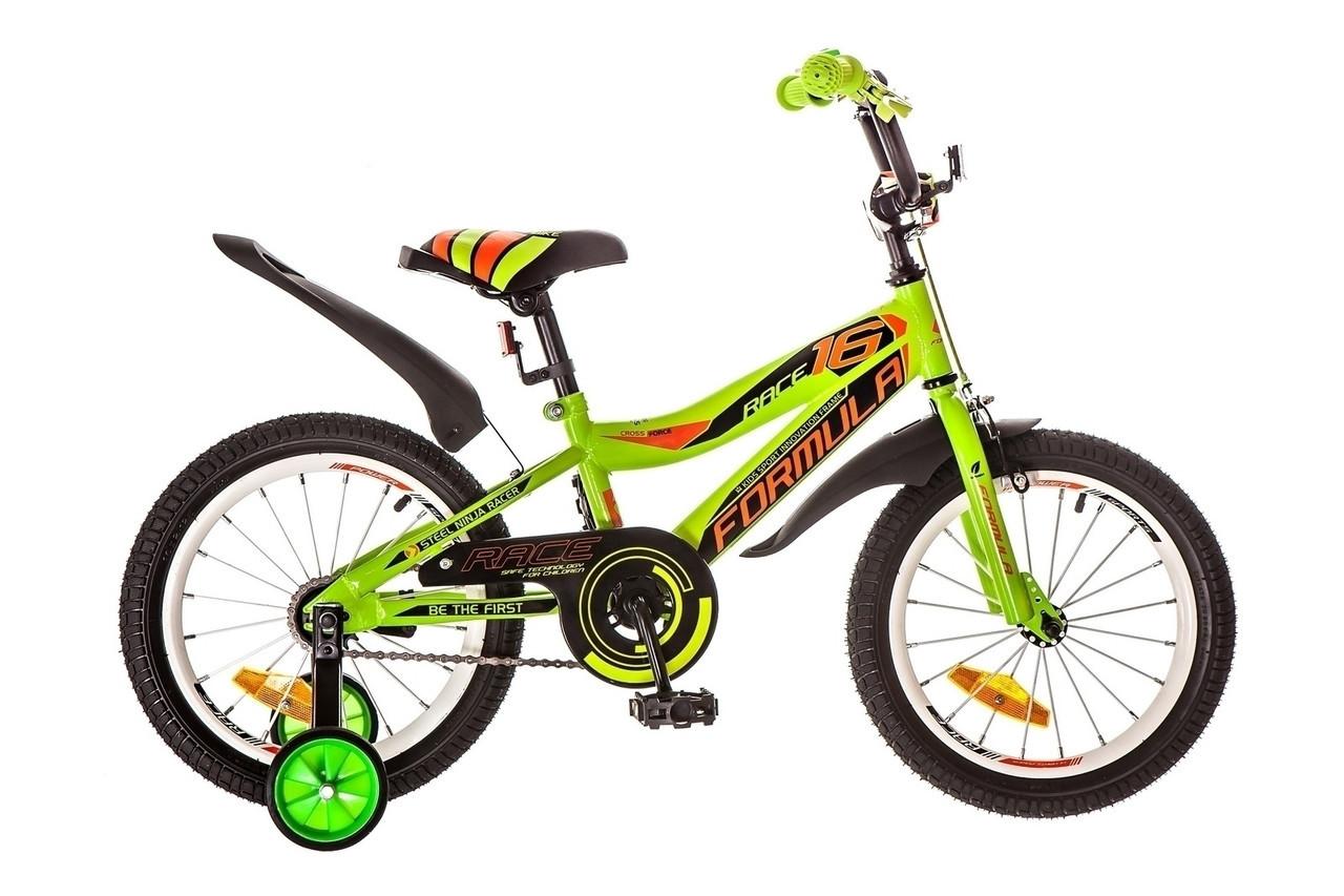 """Детский велосипед 16"""" Formula RACE 2017"""