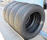 Летние шины б/у 215/60 R16 Yokohama Geolandar G040, комплект, фото 2