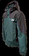 Мужская демисезонная куртка The Nord Face, зелёная