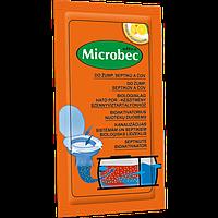"""Microbec Засіб для септиків, вигрібних ям та дворових туалетів """"BROS"""" 25 г"""