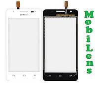 Huawei G510, Ascend G510-0010, U8951D, G520, G525-U00, (4.5 дюймов) Тачскрин белый
