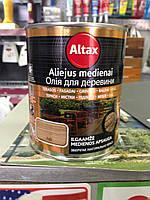 Масло для дерева Altax 0,75л