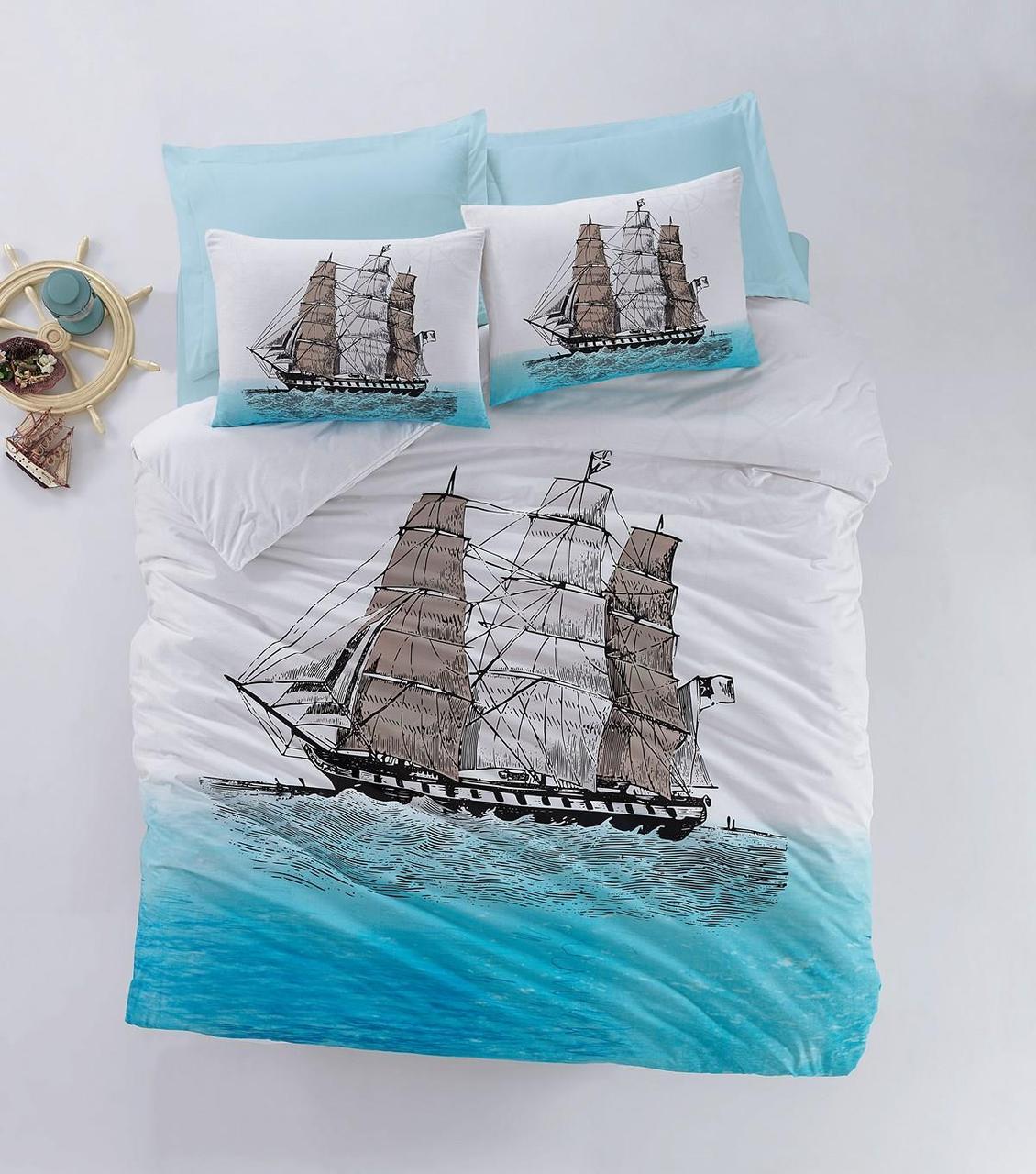 Детский постельный комплект полут. Maritime SHIP Hermanus Home