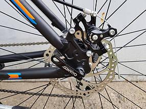 """Алюминиевый горный велосипед 29"""" TITAN SHADOW DD 2018 (Shimano, 24sp, Lockout), фото 2"""