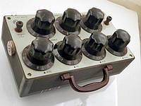 Радиоизмерительные приборы МСР63 Магазин сопротивлений