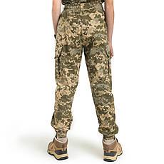 Детский камуфляж комплект футболка брюки кепка СкаутПиксель, фото 3
