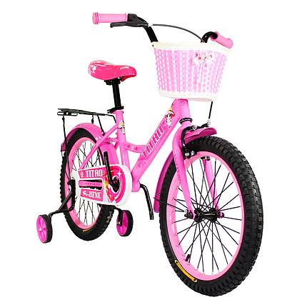 "Детский велосипед 16"" TITAN Classic, фото 2"