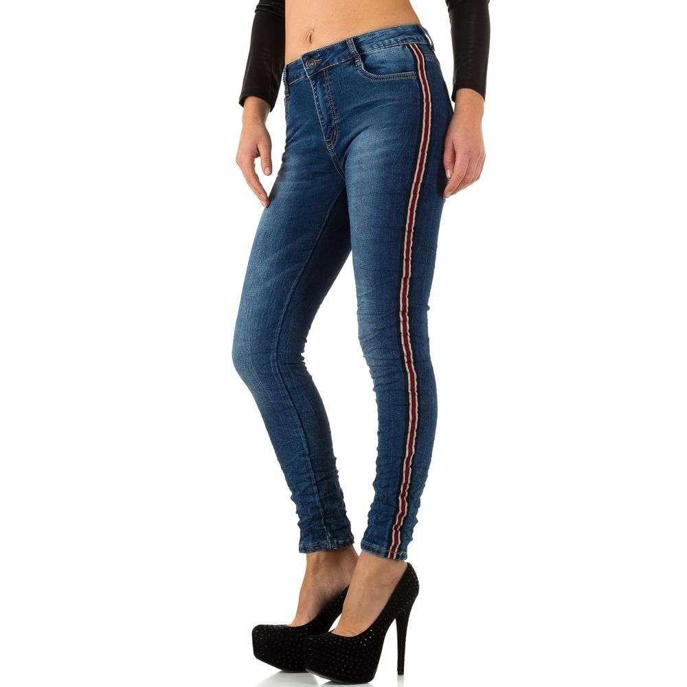 Женские джинсы от New Play - blue - KL-J-F6320-синий