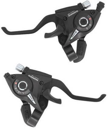 """Горный алюминиевый велосипед 26"""" TITAN EXPERT DD (Shimano, моноблок, Lockout), фото 2"""