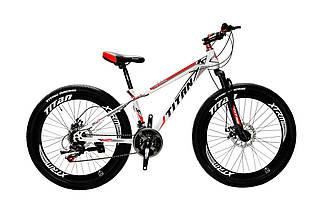"""Горный дисковый велосипед (взросло-подростковый) 26"""" TITAN MAXUS (21 speed, полуавтоматы), фото 3"""