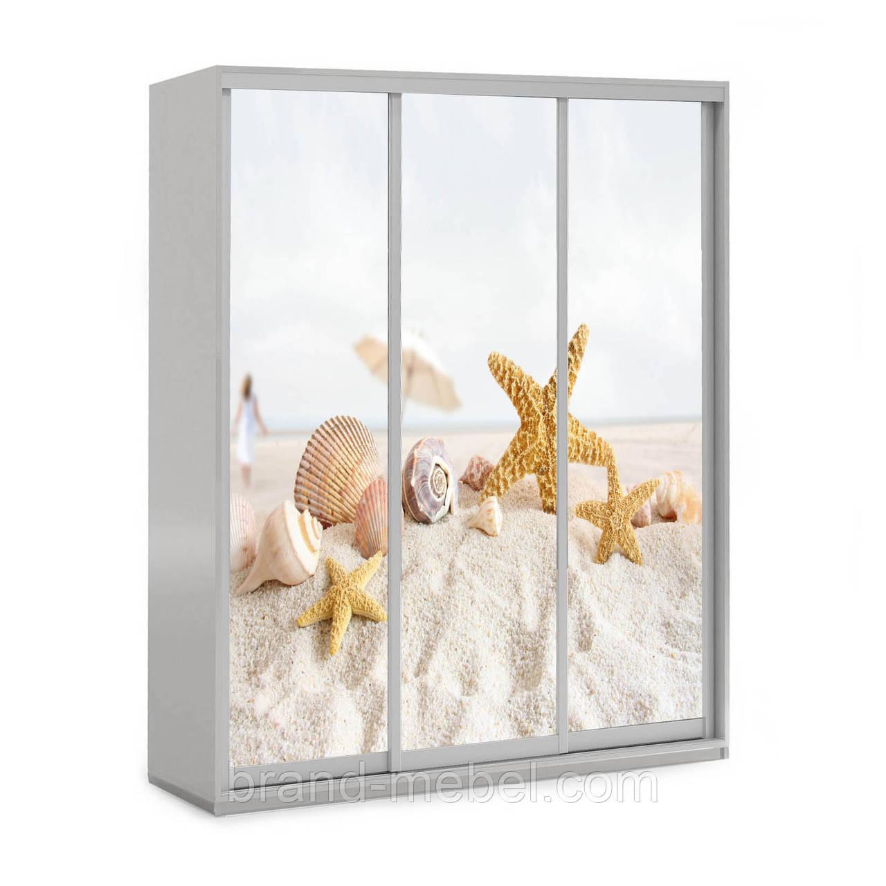 Детский шкаф-купе Песок