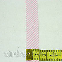SALE Хлопковая косая бека, цветная (НА МЕТРАЖ), фото 3