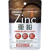Цинк,селен,хром Япония Orihiro 120капс., фото 1