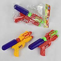 Водный пистолет 4312 А (312/2) 2 цвета, в кульке