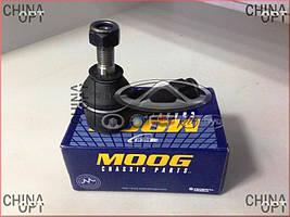 Наконечник рулевой тяги левый, Chery Amulet [FL,1.5,с 2012г.], A11-3003050, Moog