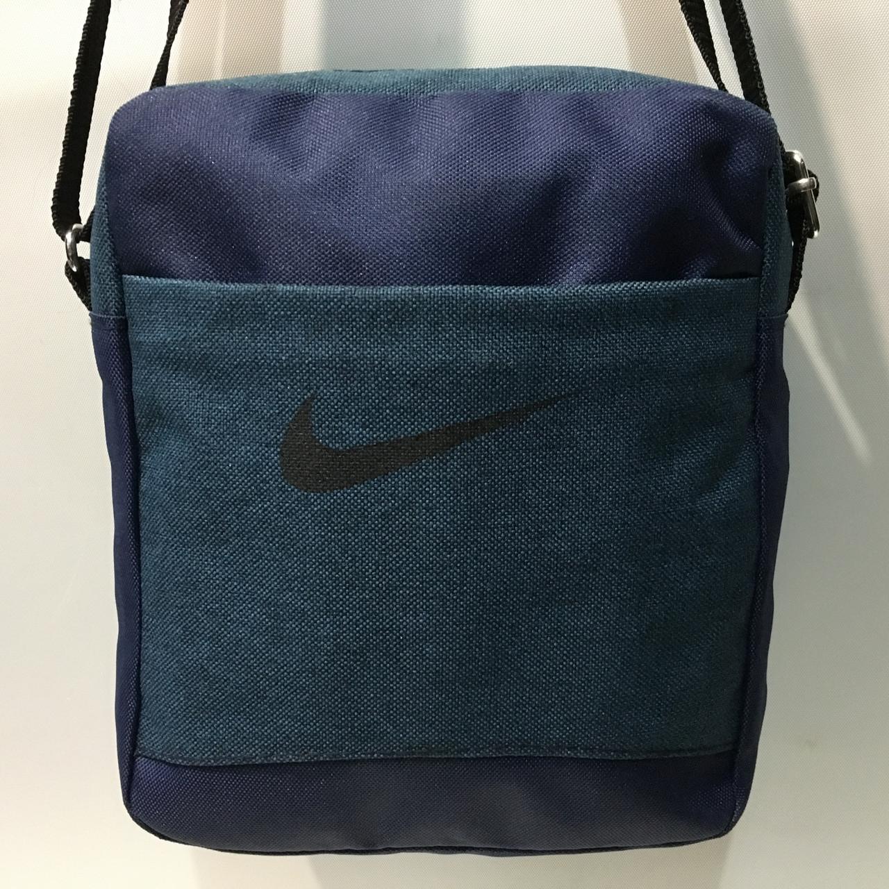 7af412896ea2 Высококачественная мужская сумка через плече. Удобная, практичная сумка. Мужская  сумка Nike (19