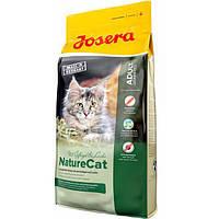 Корм для котов (Йозера) Josera NatureCat 0.4 кг Беззерновой корм с домашней птицей и лососем