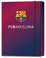Kite 2015 Папка для зошитів на гумці картон В5 Barcelona