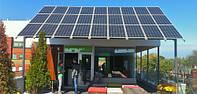 Солнечная система под зеленый тариф 10кВт (1Ф)