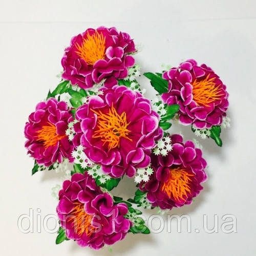 Букет хризантеми на 6 голів 97A-639-6