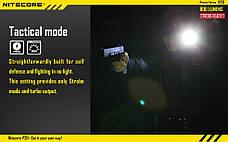 Фонарь Nitecore P20 для охоты, фото 3