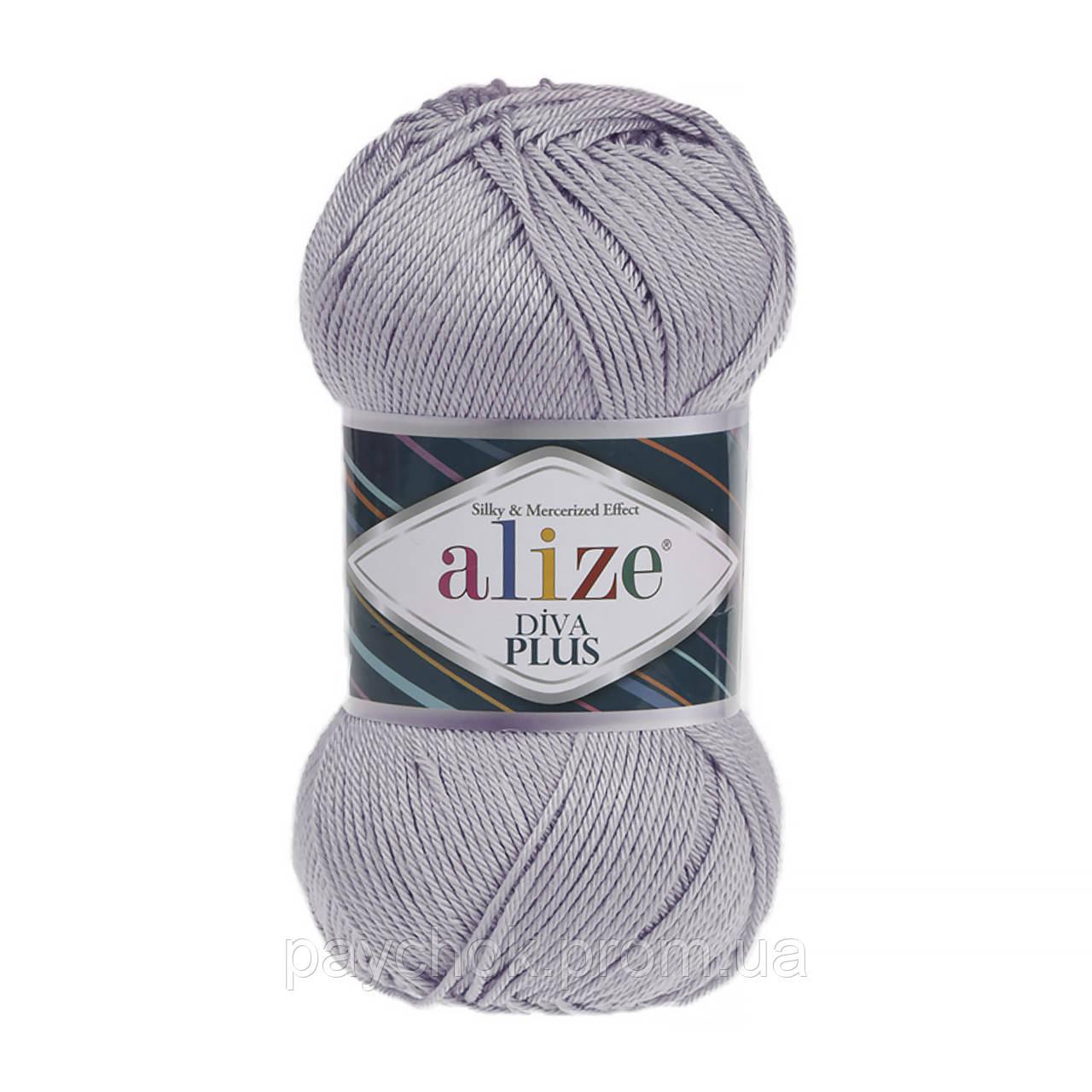 ALIZE DIVA PLUS  №527