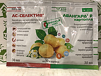 АС-Селектив Профи 30 мл + Авангард Картопля 30 мл (оригинал)