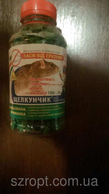 ЩЕЛКУНЧИК (ГРАНУЛЫ) Банка 110 гр