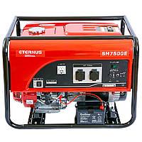 Бензиновый генератор ETERNUS SH7500E