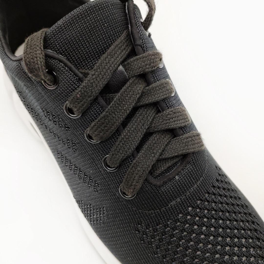 d69cd57f7 Кроссовки женские Chezoliny черные обувной текстиль 387: продажа ...