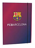 Kite 2015 Папка на гумці картон А4 Barcelona