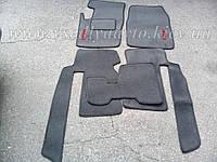 Ворсовые коврики SUZUKI Grand Vitara с 1998-2005 гг. (Серые)