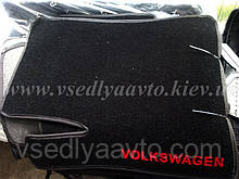 Ворсовые коврики Volkswagen Touareg с 2010г.