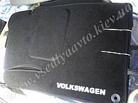 Ворсовые коврики Volkswagen Sharan Фольксваген Шаран