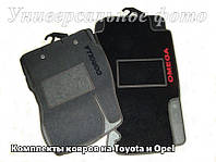 Ворсовые коврики УАЗ Патриот